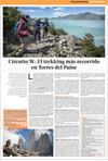 Circuito W: El trekking más recorrido en Torres del Paine