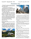 Traveling – Septiembre/Octubre 2014. Reportaje