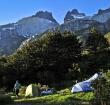Camping Los Cuernos, exterior