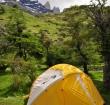 View camping Torres