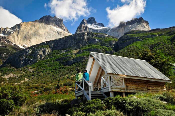 Cabañas Refugio Los Cuernos