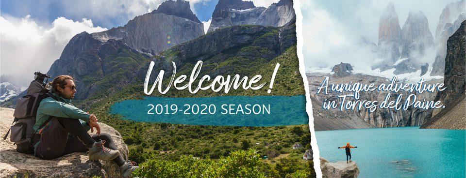 Welcome 2019-2020 season