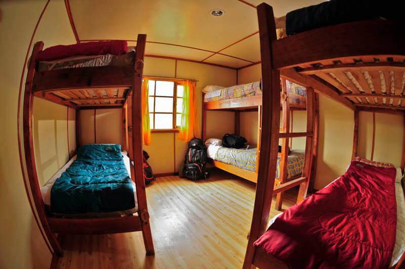 Refugio Torre Norte Room