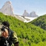 Trekking no Parque Nacional Torres del Paine, Patagônia Chilena