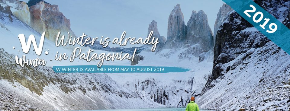 Winter is already in Patagonia