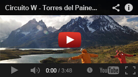 Circuito W Torres del Paine Youtube
