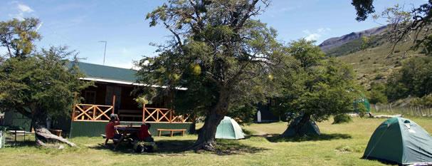 Camping Serón