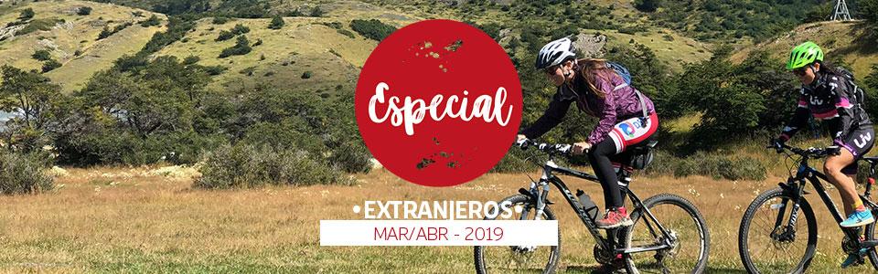 Promoción Especial Extranjeros Marzo MAR/ABR - 2019
