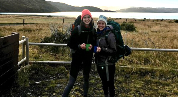 "Q & A With Jessica Daniel:  Our ""5 Days & 4 Nights In Torres Del Paine"" Contest Winner."