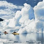 Kayak Glaciar Grey