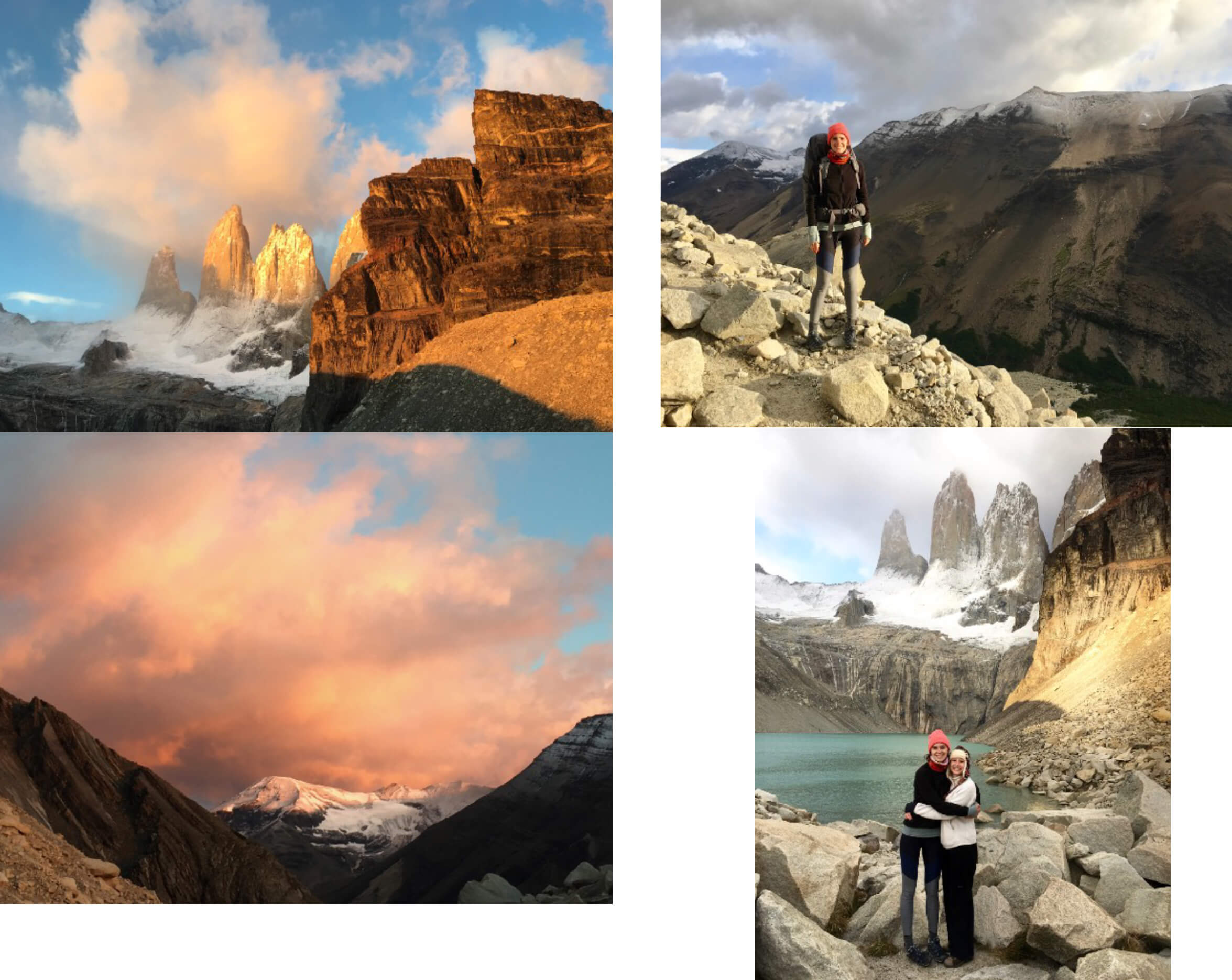 Experience in Torres del Paine