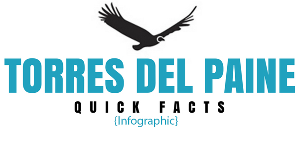 (English) Torres Del Paine: Quick Facts! [infographic]