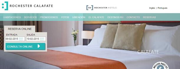 Rochester Hotel Calafate.