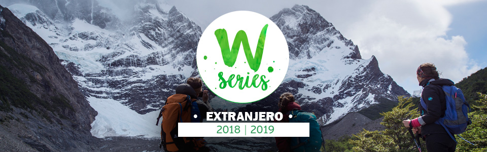 W Series Extranjeros 2018 - 2019