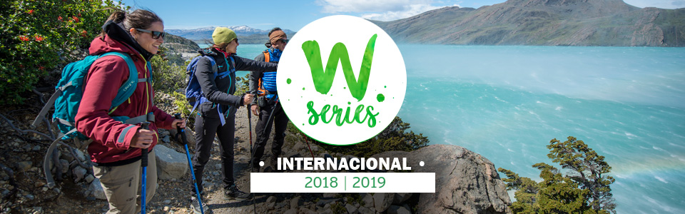 W Series Internacional 2018 - 2019