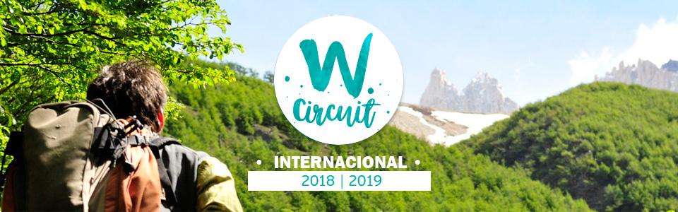 W Circuit Internacional 2018 - 2019